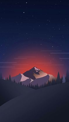 Every wallpaper looks stunning on your phone and tablets. Mkbhd Inspired Wallpaper By U Rmartt Img. Iphone 7 Plus Wallpaper, Minimal Wallpaper, Nature Wallpaper, Cool Wallpaper, Wallpaper Backgrounds, Mountain Wallpaper, Mobile Wallpaper, Landscape Wallpaper, Landscape Art