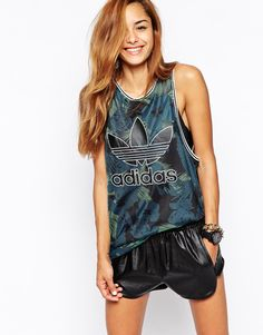Adidas Hawaii Basketball Vest