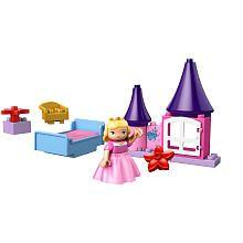 Princess Sleeping Beauty's Room
