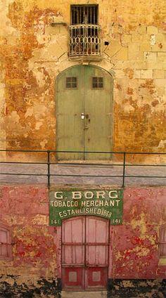 Malta doors tobacco store by Tracie Howe #malta #property #sliema #valletta #marsaskala #gozo #birkirkara #mellieha #qormi # mosta #zabbar #rabat #fgura #zejtun #marsa #mdina #malta