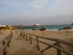 Lumix DMC-TZ30 - Boat to Morocco