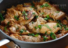 This popular French chicken dish, made with vinegar, shallots, and white wine is quick and easy to make. Red wine vinegar gives it an intense, tangy flavor, that mellows as it simmers. Shallots are similar to onions, and are always a staple in my house along with onions and garlic. They can transform any ordinary dish and make it extraordinary. The ease of this dish makes it perfect for a busy weeknight dinner.  I hope you all had a wonderful holiday. I had a wonderful Christmas surrounded…