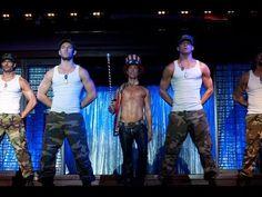 Magic Mike - New Trailer (HD) 2012 Starring Channing Tatum as a stripper
