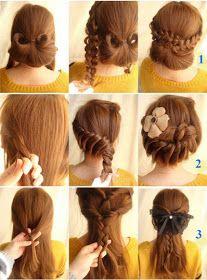 Korean Hairstyles 2013: Trik Mode Rambut Ala Korea