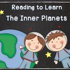 """Just added our newest """"Reading to Learn"""" booklet. It comes with a Bonus activity- all for $1!"""