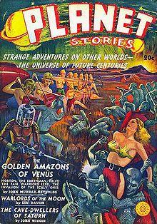 Venus in fiction - Wikipedia