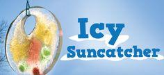 Icy suncatcher