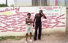 One photographer's amazing firsthand look at the 1980s Jamaican dancehall scene