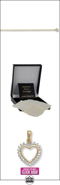 Amandas Silver Boutique Niños    oro amarillo 9 quilates (375)     circonita  ✿ Joyas para niñas - Regalos ✿ ▬► Ver oferta: https://comprar.io/goto/B01M0BYE7A