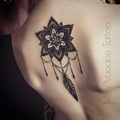 by Miss Voodoo Tattoo