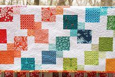 freshlemonquilts | Quilt Story: Fresh Lemon Quilts Kaleidoscopic Kites quilt...