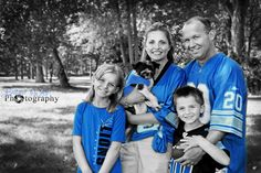 family photography Fun family photos sports family photos. Detroit Lions. Lions family photos. Football family photos. photo by Brittanie Wager Photography