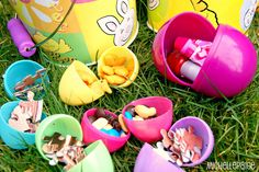 Non candy egg filler ideas