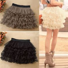 Absolutely love these skirts :D