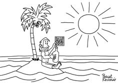 Message in a bottle Caricatures, Message In A Bottle, Cartoons, Coding, Messages, Cartoon, Cartoon Movies, Caricature