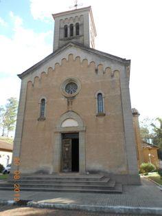 A Capela de Monte Alegre Pintada por Alfredo Volpi