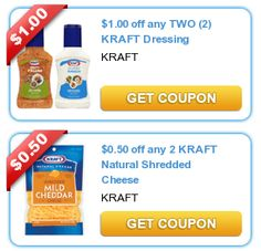 COUPONS.com $$ Lots of New Printable Coupons from Coupons.com: Kraft, Maxwell House, Oscar Meyer & Many More (6/13)!