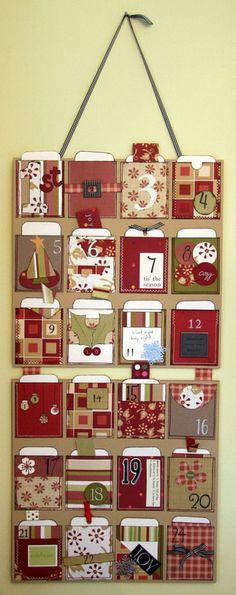 No 18 - Advent Calendar from Kimberly Petersen