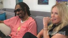 """During Snoop Dogg's appearance on """"Chelsea Lately"""" last week, the rapper and comedienne revealed a partnership for a new dog food called Dog For Dog. In a funny promo vid for DOG For DOG, Snoop and Chelsea hang in the """"green room"""" and smoke one, as he introduces her to the idea."""