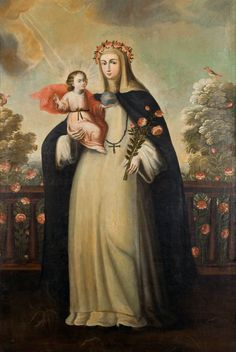 23 August - Feast Day - St Rose of Lima Virgin, born at Lima, Peru 20 April, 1586; died there the 24 of August, 1617. St. Rose of Lima is the patroness of Latin America and the Philippines.