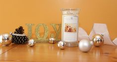 Our Christmas Cheer Jewelry Candle, coming out in our Christmas line! Smells amazing, the wonderful scents of Christmas pour out of this candle! Be on the lookout for it during the Holiday seasons here at JewelryCandles.com
