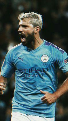 Sergio Aguero, Zen, Kun Aguero, Manchester City, Champions League, Football Players, Soccer, Wallpapers, Sport