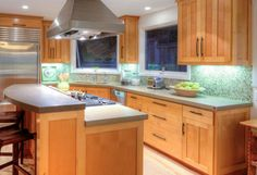 Concrete Countertops for The Kitchen and Bath from Sonoma Cast Stone