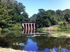 The Viaduct Bridge - Hampstead Heath
