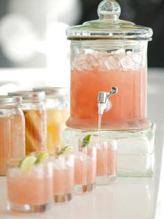 25 Yummy Party Punches I need to try this with vodka! Instead of rum.
