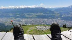 ausblick-ueber-innsbruck Innsbruck, Sustainability, Travel