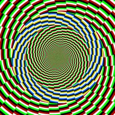 Take a look at this amazing Trippy Moving Circles Optical Illusion illusion. Browse and enjoy our huge collection of optical illusions and mind-bending images and videos. Illusion Kunst, Optical Illusion Gif, Cool Optical Illusions, Art Optical, Op Art, Eyes Game, Mind Tricks, Eye Tricks, Psychedelic Art