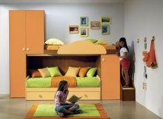 Camere per bambini versatili e sicure | Camerette Girotondo
