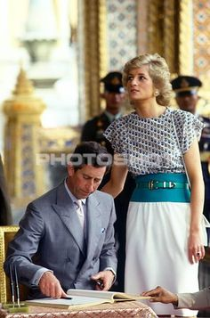 If they weren't married. Their babies wouldn't be born...so it is a lovely blessin...Diana gifted the world with her loveღ