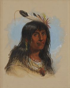 """""""This [Big Bowl] is a translation from the Indian name by the interpreter,  who signified to him that we preferred his profile instead of front view of  his ..."""