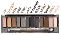 We worked with the makeup artists at Urban Decay to learn three easy, gorgeous AF looks with the palette. | Here's How To Use The New Naked Palette If You Suck At Eyeshadow