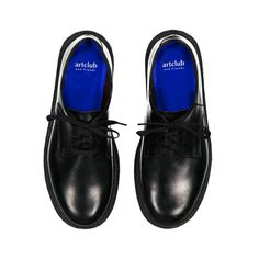 Doc Martens Oxfords, Derby, Royal Blue, Oxford Shoes, Dress Shoes, Pairs, Leather, Men, Black