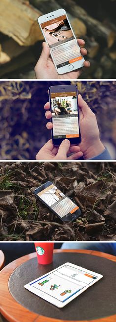 Have a great week, friends! Here's a high-quality collection of FREE iPhone 6 & iPad Air 2 Photo PSD MockUps. Present your mobile app or web page design in an elegant way!