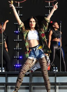 Jessie J, want this outfit