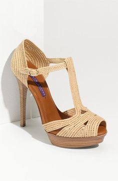 Love! Perfect summer shoe!
