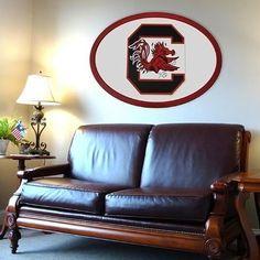 South Carolina Gamecocks 46-Inch Carved Wall Art $129.99