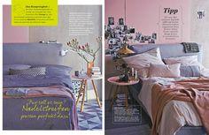 ▷ Die April-Ausgabe von LIVING AT HOME ist da! - [LIVING AT HOME]