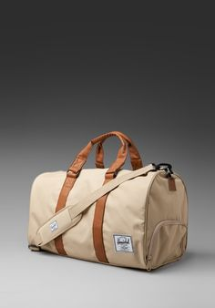 f32b9b702752 Now this is a nice bag - HERSCHEL SUPPLY CO. Novel Duffle Bag - price