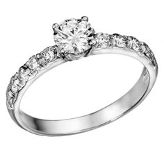 1.10 - 0.90 cttw IGI Certified Diamond Engagement Ring in 14K White Gold (J-K Color, I1-I2 Clarity) Meticulously crafted in 14k white-gold, This exclusive design by NATURAL DIAMOND is available to you directly from the source. This  Read more http://cosmeticcastle.net/1-10-0-90-cttw-igi-certified-diamond-engagement-ring-in-14k-white-gold-j-k-color-i1-i2-clarity/  Visit http://cosmeticcastle.net to read cosmetic reviews