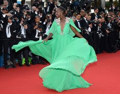 Lupita Nyong'o Won Cannes Before It Even Began  - ELLE.com
