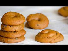 Greek Cookies, Bagel, Doughnut, Biscuits, Bread, Desserts, Food, Youtube, Cookies