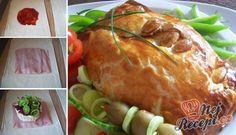 Zapečený camembert v listovém těstě Turkey, Chicken, Cooking, Food, Basket, Kitchen, Turkey Country, Essen, Meals