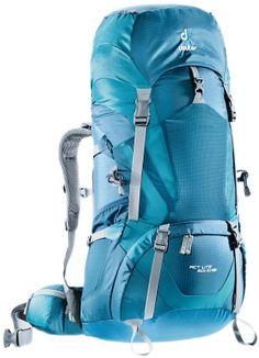 ACT Lite 60+10 SL Deuter : Sacs à dos randonnée : Snowleader