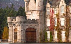 balmoral castle - Google Search