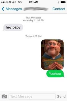 """The """"Wandering Oaken"""" Greeting:   22 Hilarious Ways To Deal With A Text From A Stranger"""