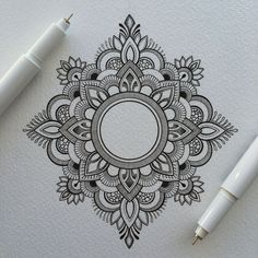 Small original drawing.The Mandala is 12cm x 11cm in sizedrawn on high quality,textured,300gsm paper (15cm x 21cm).